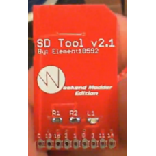 SD Tool v2.2 by element18592 - Weekend Modder Edition
