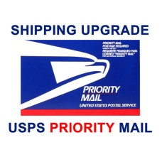 Priority Mail Shipping Upgrade - Domestic USA Only